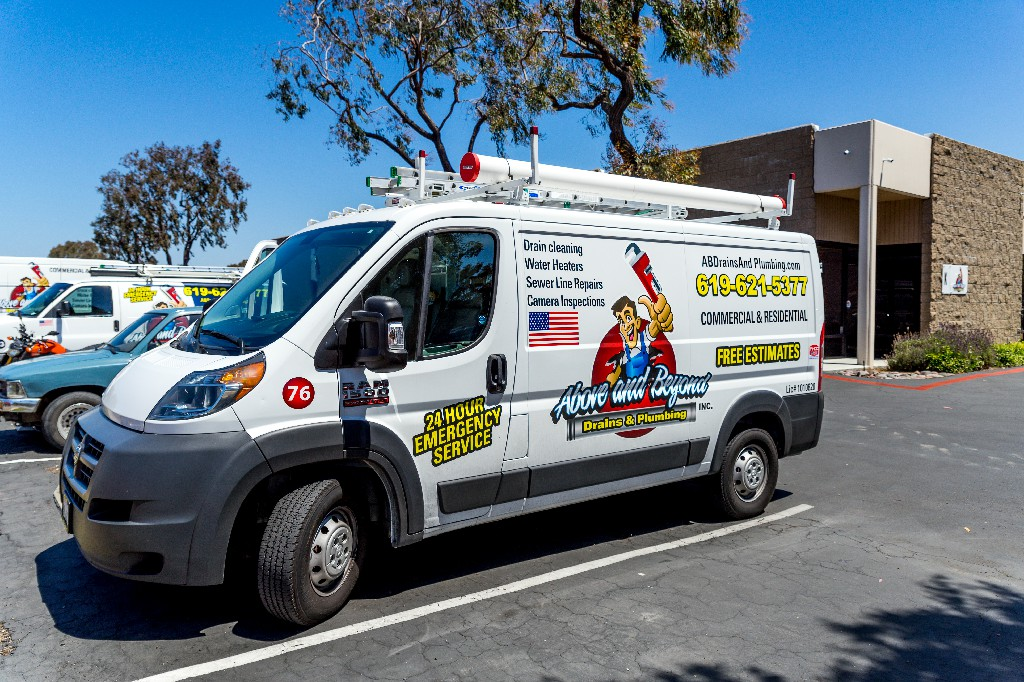 el cajon water heater repairs