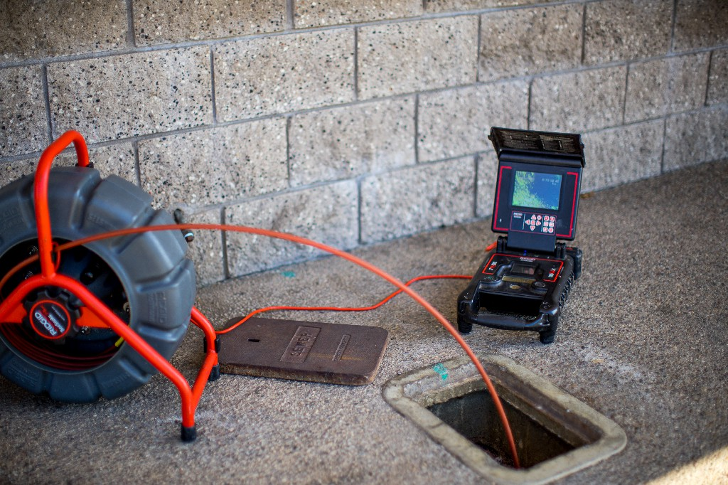 san diego sewer camera inspections